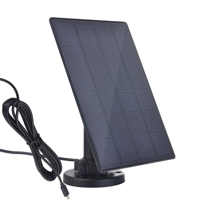 Solar Panel for Camera